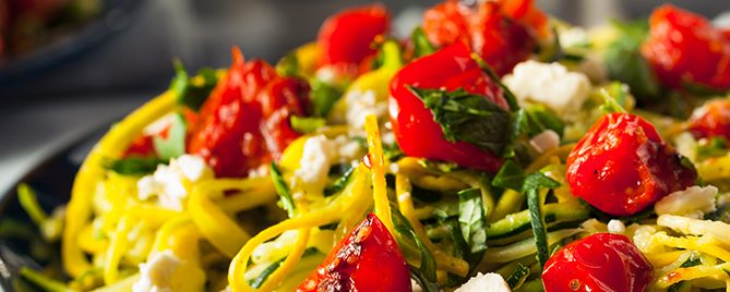 pfas-healthy-summer-meals-header-zucchini-pasta