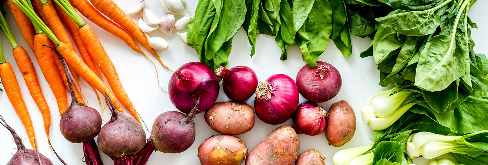 PFAS-fall-garden-veggies-carrots-beets-spinach-header